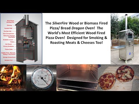 SilverFire Pizza and Bread Oven