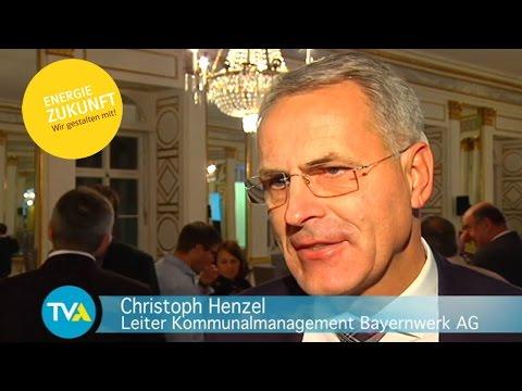 TVA: Preisverleihung Bürgerenergiepreis Oberpfalz 2016