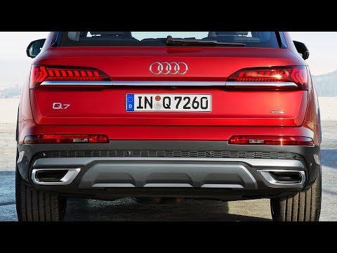 2020 AUDI Q7 ? Features, Design, Driving