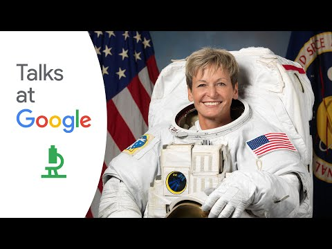 Peggy Whitson   Space, STEM & Beyond   Talks at Google