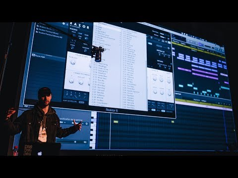 Native Sessions: Stwo on creating beats for Jeremih and Sketches | Native Instruments