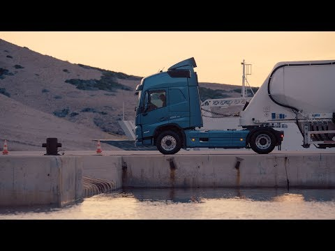 Volvo Trucks ? The new Volvo FM - A better view of your operations