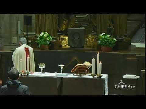 Giovedì 13 maggio 2021 - ore 8,00 Duomo di Milano celebrazione eucaristica  (ChiesaTV 195 )