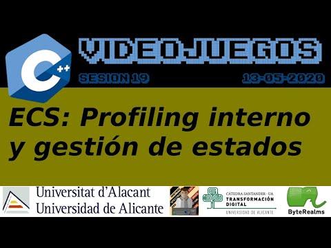C++ : Profiling interno y Estados [Videojuegos 2. S19. Ing. Multimedia. Universidad Alicante]