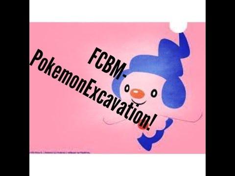 FCBM: PokemonExcavation (Amazing!!!)