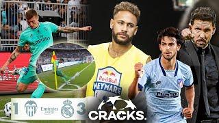 GOL OLÍMPICO y el MADRID a la FINAL | Los CRACKS favoritos de NEY | CHOLO espera compromiso de JOAO