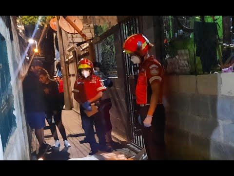 Madre e hija son atacadas en zona 7 capitalina