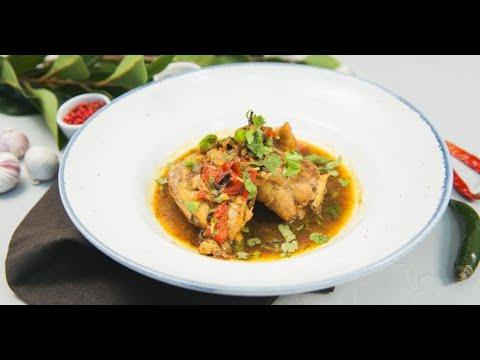 Курица в тажине с запечённым в лаваше рисом | КПЗ. Офлайн