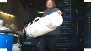 Hydroponics With Cody Week 5: Getting Buckets