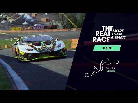 The Real Race - Round 4 Suzuka