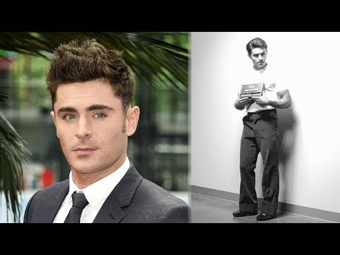 connectYoutube - FIRST LOOK At Zac Efron As Serial Killer Ted Bundy