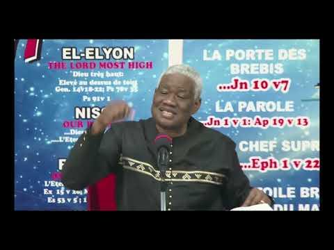 Dimanche 02 12 2018 Dr Mamadou KARAMBIRI ref