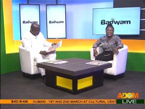 Badwam Newspaper Review on Adom TV (28-2-17)