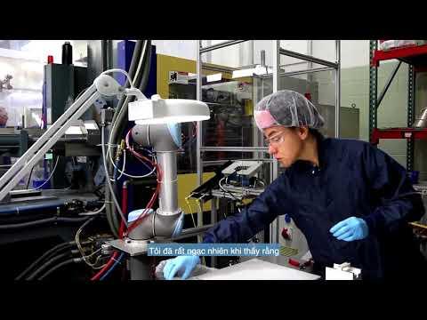 Universal Robots tăng sản xuất khuôn ép nhựa gấp 4 lần tại Tập đoàn Dynamic, Mỹ