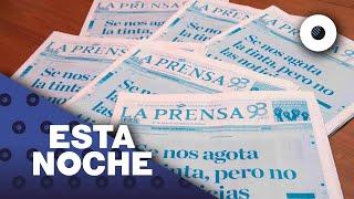 Carlos F. Chamorro: Suspensión de bloqueo contra La Prensa es solo el primer paso