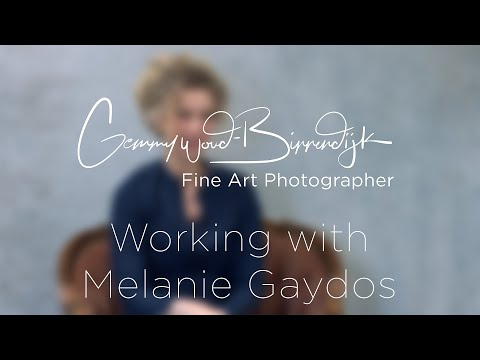 Gemmy Woud - Working with Melanie Gaydos | Phase One