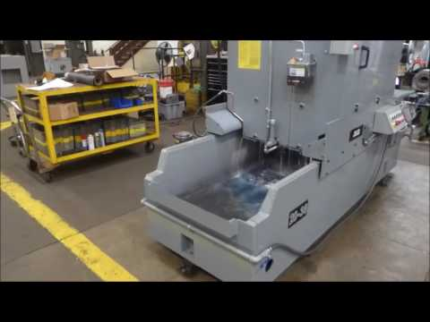 "Remanufactured Blanchard #20-36, 36"" Vertical Spindle Rotary Grinder"