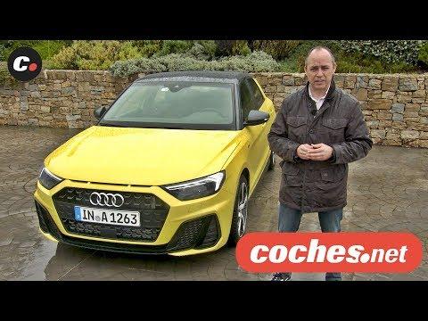 Audi A1 Sportback 2019 | Primera prueba / Test / Review en español | coches.net