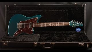Anderson Raven Ocean Turquoise Electric Guitar