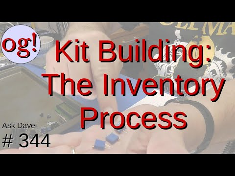 Kit Building: The QCX-mini Inventory Process (#344)
