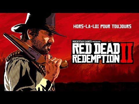 Bande-annonce de lancement de Red Dead Redemption2