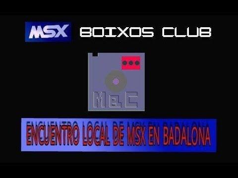Boixos Club MSX Mayo 2018