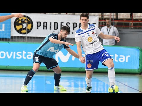 Movistar Inter - Futbol Emotion Zaragoza Jornada 13 Temp 19-20