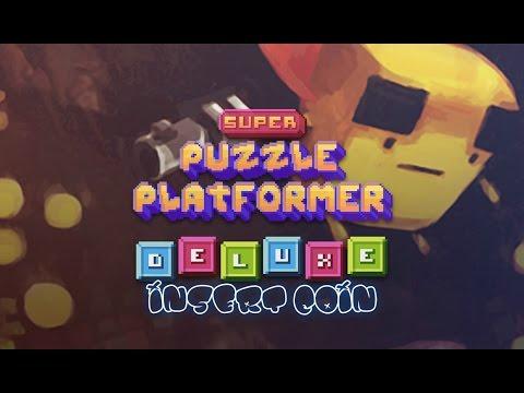 Old School: Super Puzzle Platformer Deluxe (2013) - Steam - En vivo