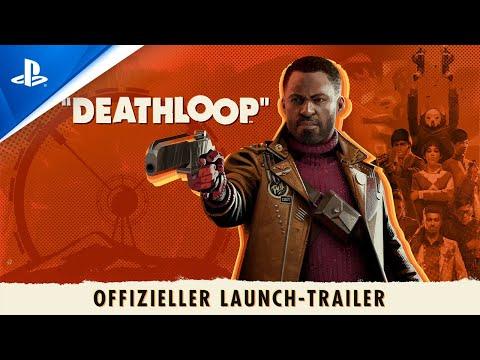 DEATHLOOP ? Offizieller Launch-Trailer | PS5, deutsch