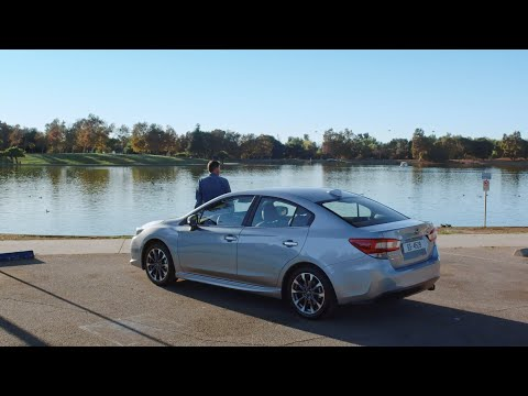 "2020MY IMPREZA SEDAN Promotional Video ""Every Day is a Good Day"""