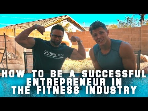 How to become a successful entrepreneur in the fitness industry with Steve Cook and Layne Norton