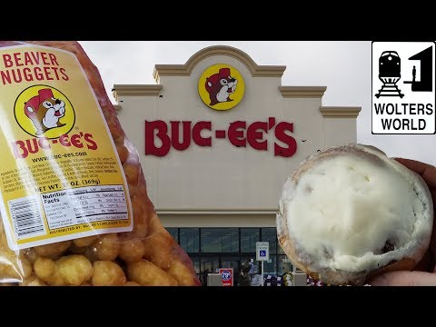 connectYoutube - Iconic Texas - 5 Foods You Have to Eat at BUC-EE's