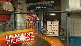 Mga manggagawa, maagang sumakay ng MRT, LRT para makapasok | Headline PIlipinas