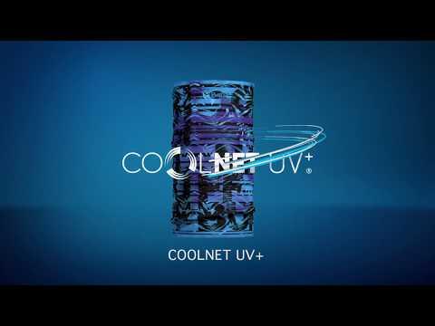 BUFF® Coolnet UV+ -tuubihuivin UV-suojakerroin on peräti 50+