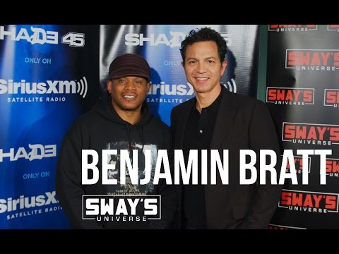 Benjamin Bratt Interview on Sway in the Morning