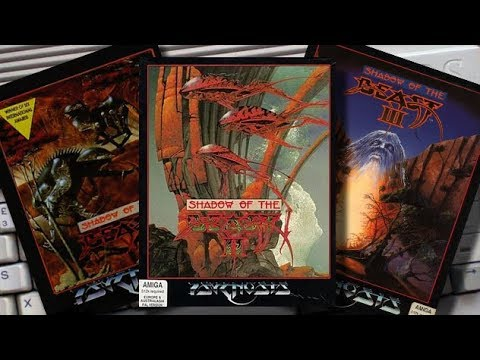 Amigamers Review #13 Shadow of the Beast