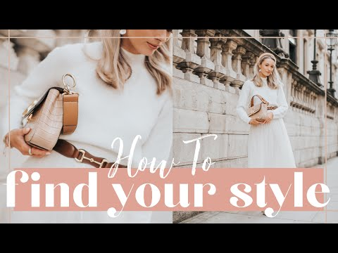 10 WAYS TO FIND YOUR STYLE // Fashion Mumblr
