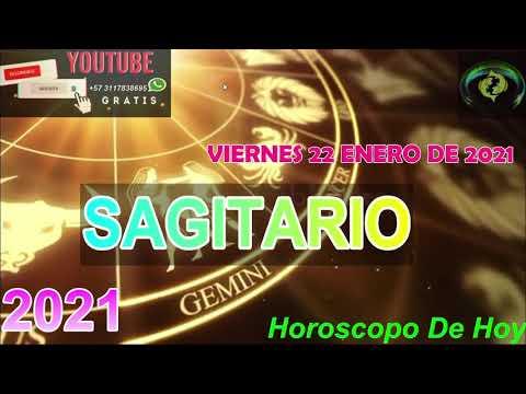 Horoscopo de hoy Sagitario   Viernes 22 de Enero De 2021#horoscopodehoy