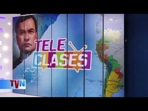 Anuncian temas de Teleclases para este próximo fin de semana