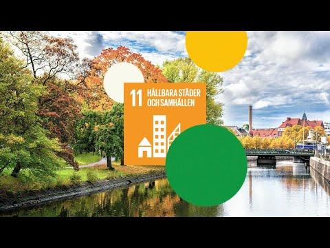 Nya pengar till Hållbar stadsutveckling i det nya regionalfondsprogrammet