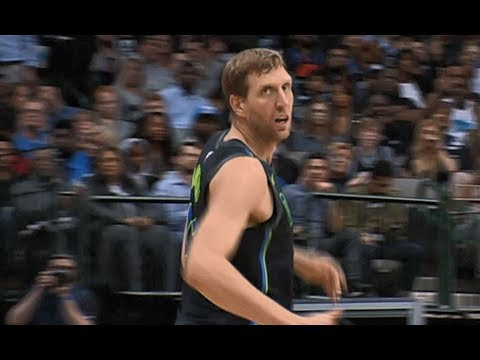 Dirk Nowitzki Becomes the 6th Player in NBA History to Score 31,000 Career Points