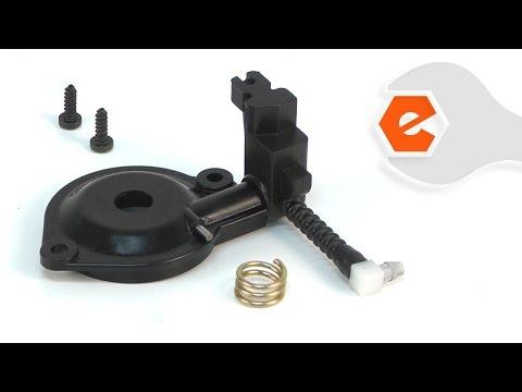 Chainsaw Repair - Installing the Oil Pump Kit (Poulan Part # 530071891)