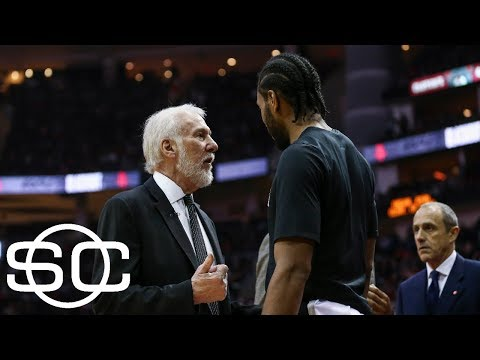 connectYoutube - Spurs have to move on with Kawhi Leonard likely out for season | SportsCenter | ESPN