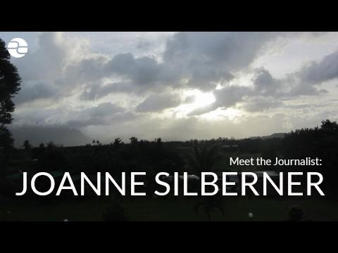 Meet the Journalist: Joanne Silberner