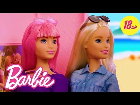 Mit Barbie auf Reisen   Barbie Deutsch