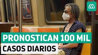 Estados Unidos | Pronostican más de 100 mil casos diarios de coronavirus