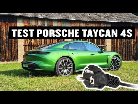 Porsche Taycan 4S    Czy to auto ma sens w Polsce?