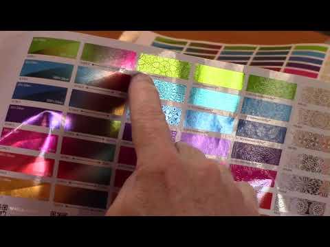 Domino 610i : Color-Logic certification Test Forms