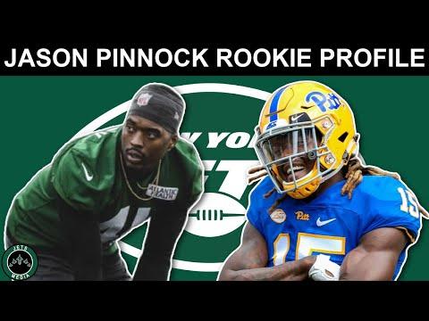 Jason Pinnock New York Jets Rookie Profile