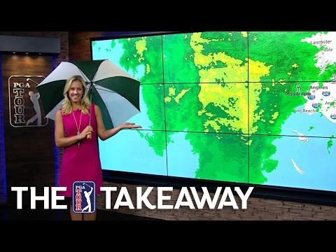 The Takeaway | Rain struggles, Spieth